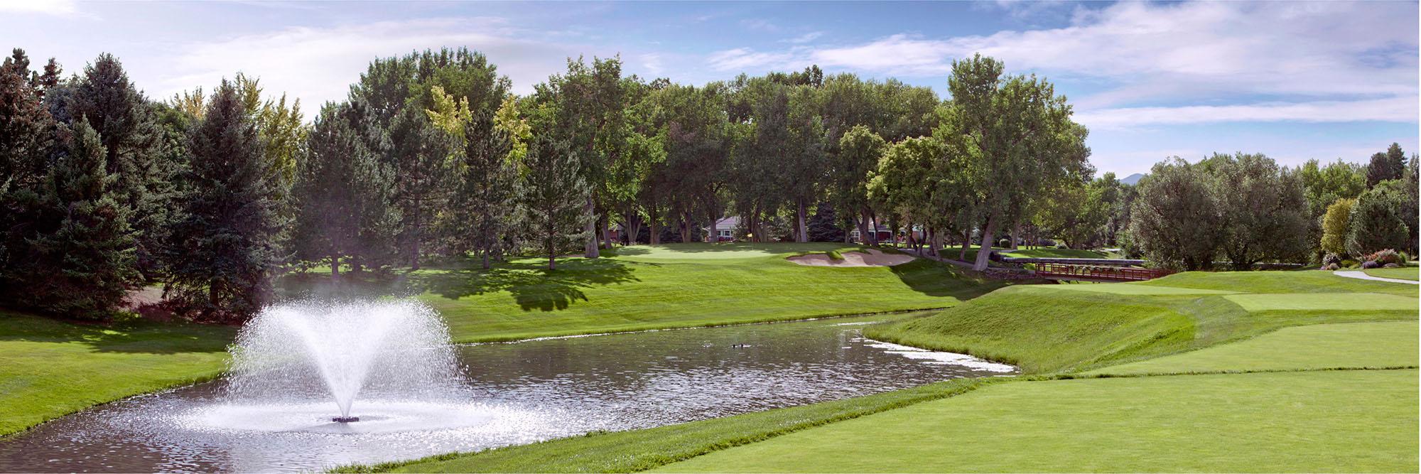 Golf Course Image - Columbine Country Club No. 10