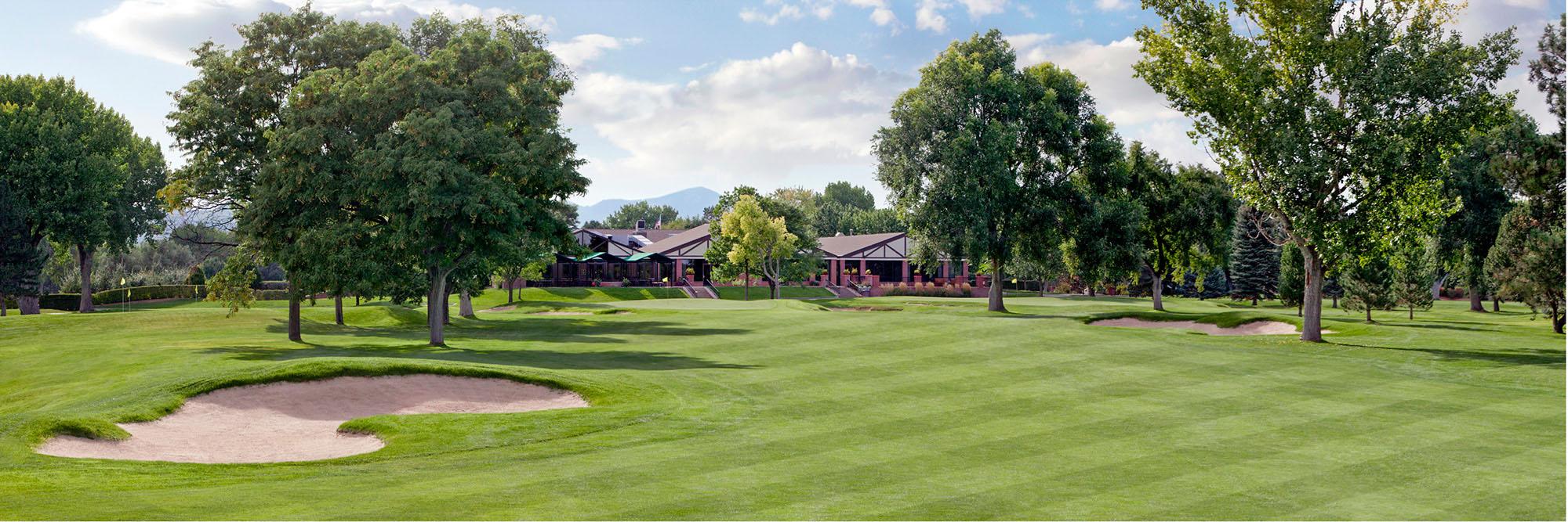 Golf Course Image - Columbine Country Club No. 18
