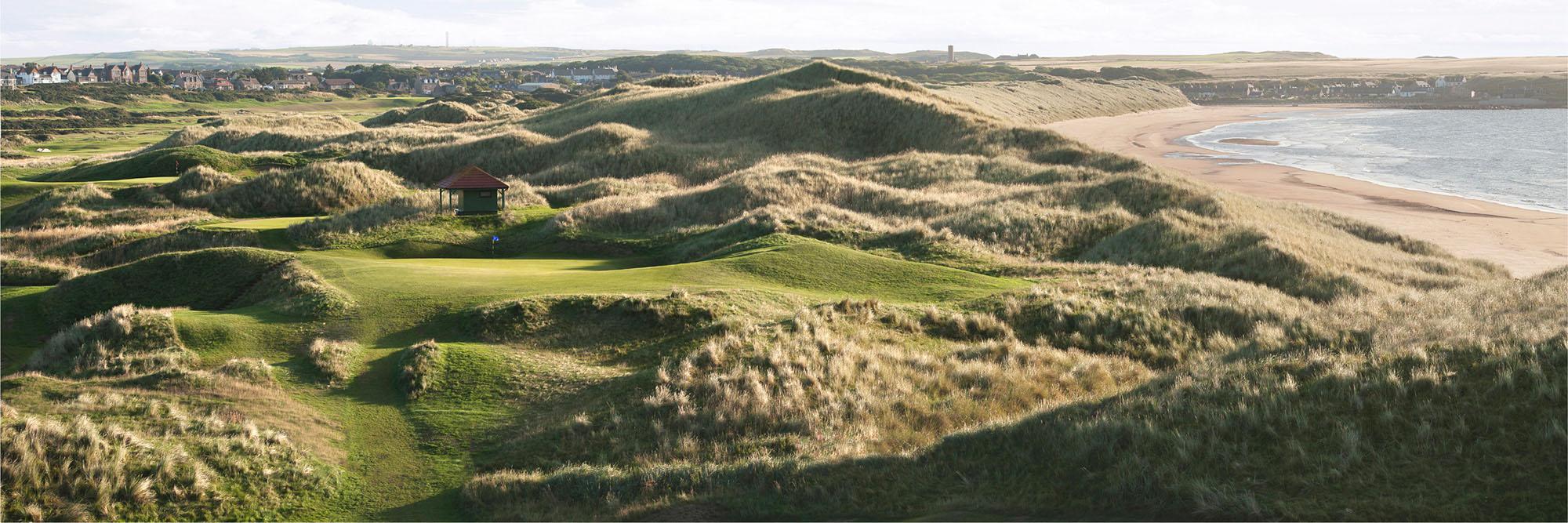 Golf Course Image - Cruden Bay No. 16