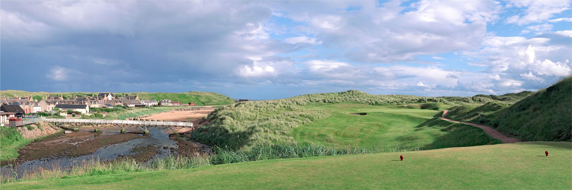 Golf Course Image - Cruden Bay No. 4