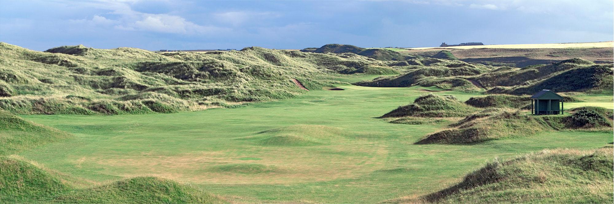 Golf Course Image - Cruden Bay No. 5