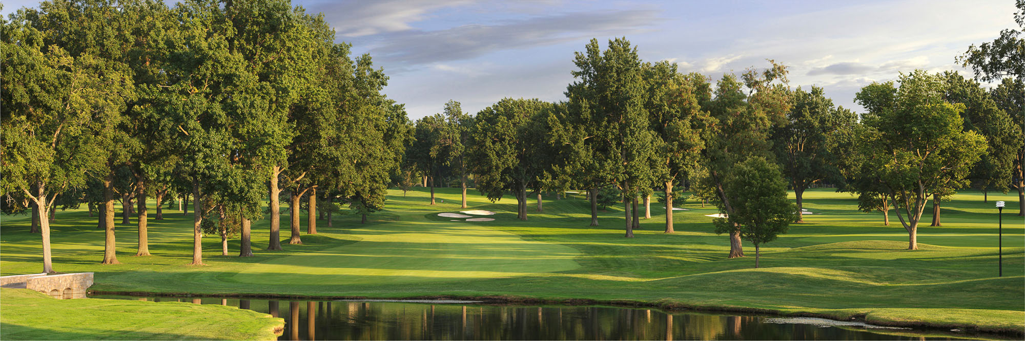 Golf Course Image - Indian Hills No. 8