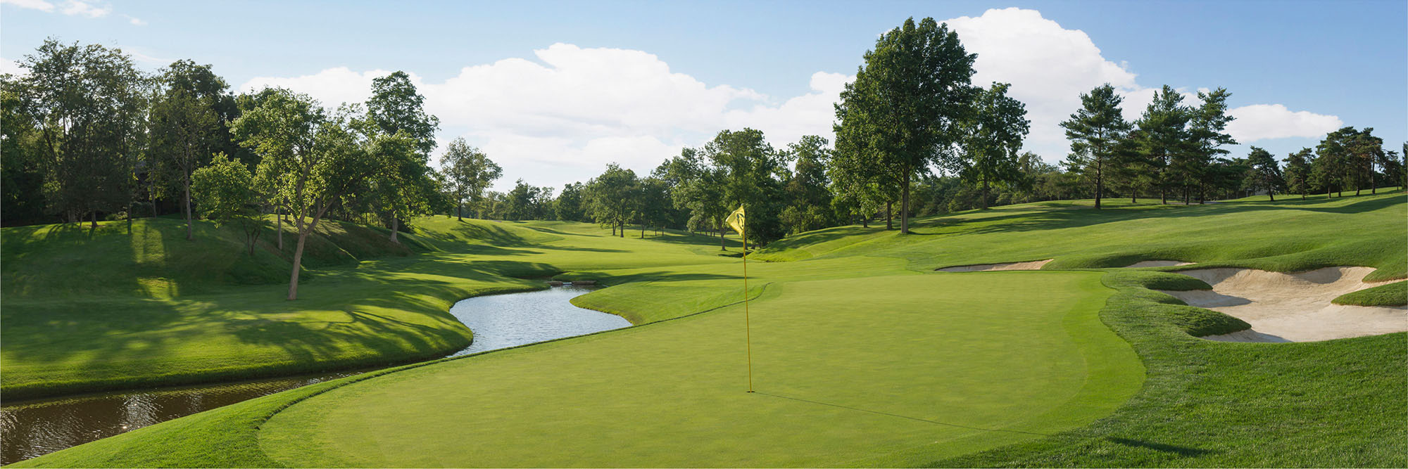 Golf Course Image - Muirfield Village No. 14