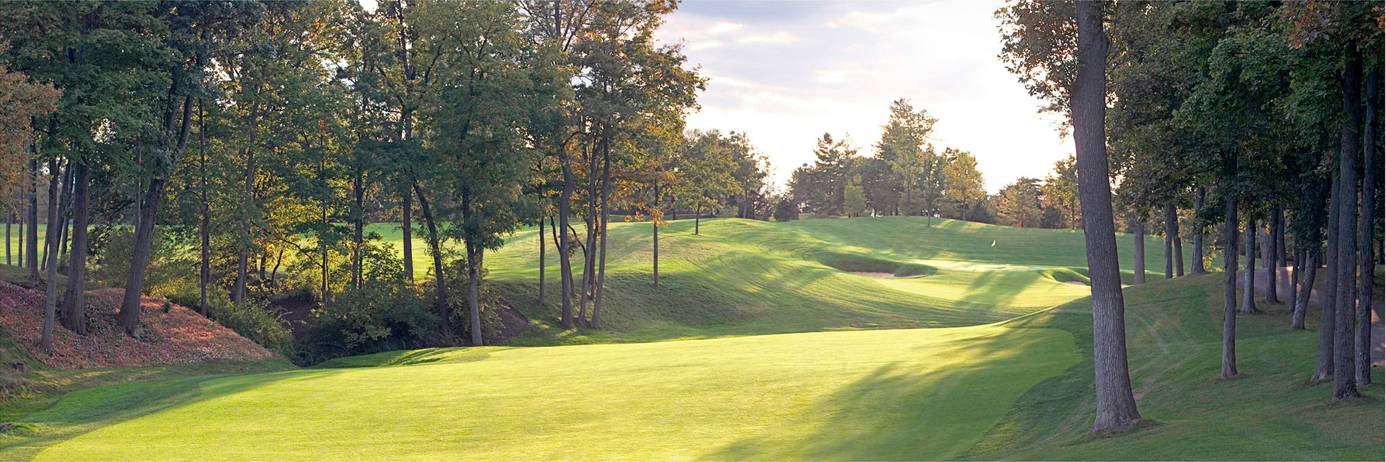 Golf Course Image - Muirfield Village No. 15