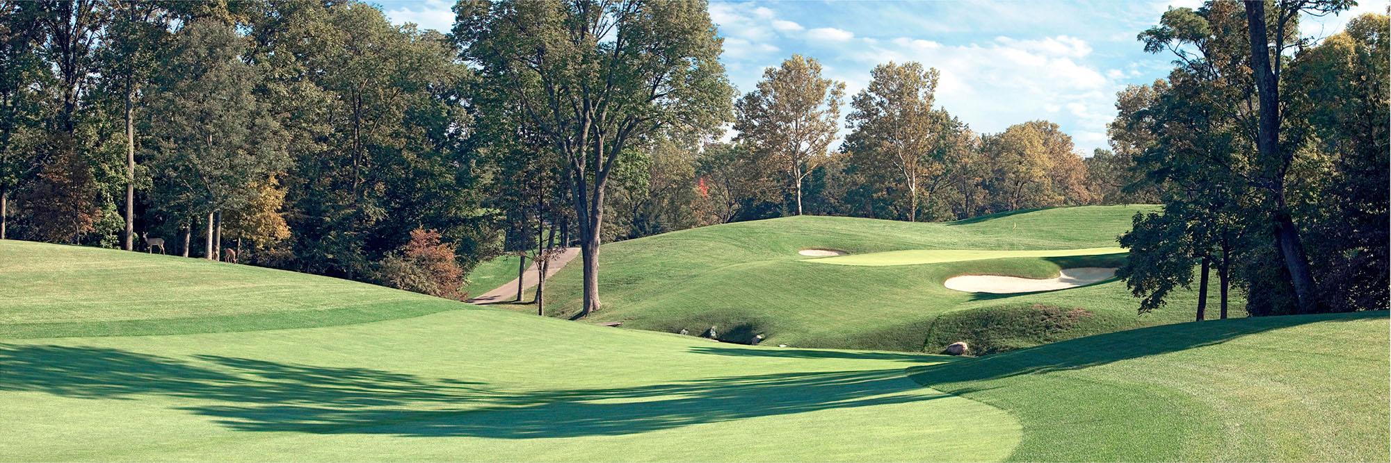 Golf Course Image - Muirfield Village No. 17