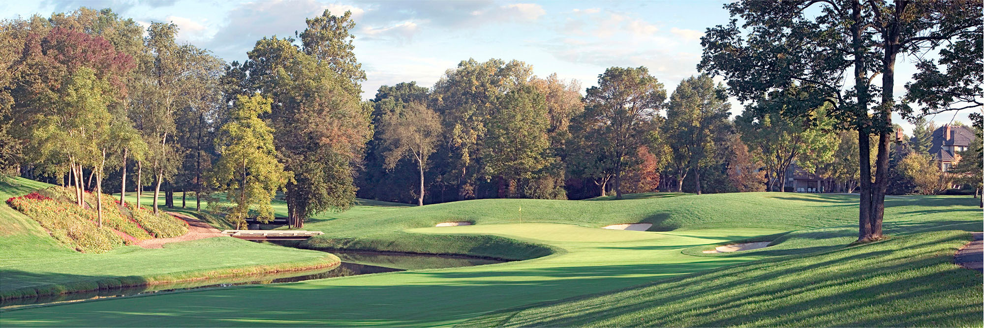 Golf Course Image - Muirfield Village No. 5