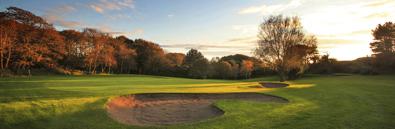 Golf Course Image - Aberystwyth Golf Club No. 18