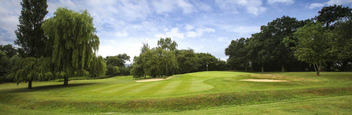 Abridge Golf Club No. 7