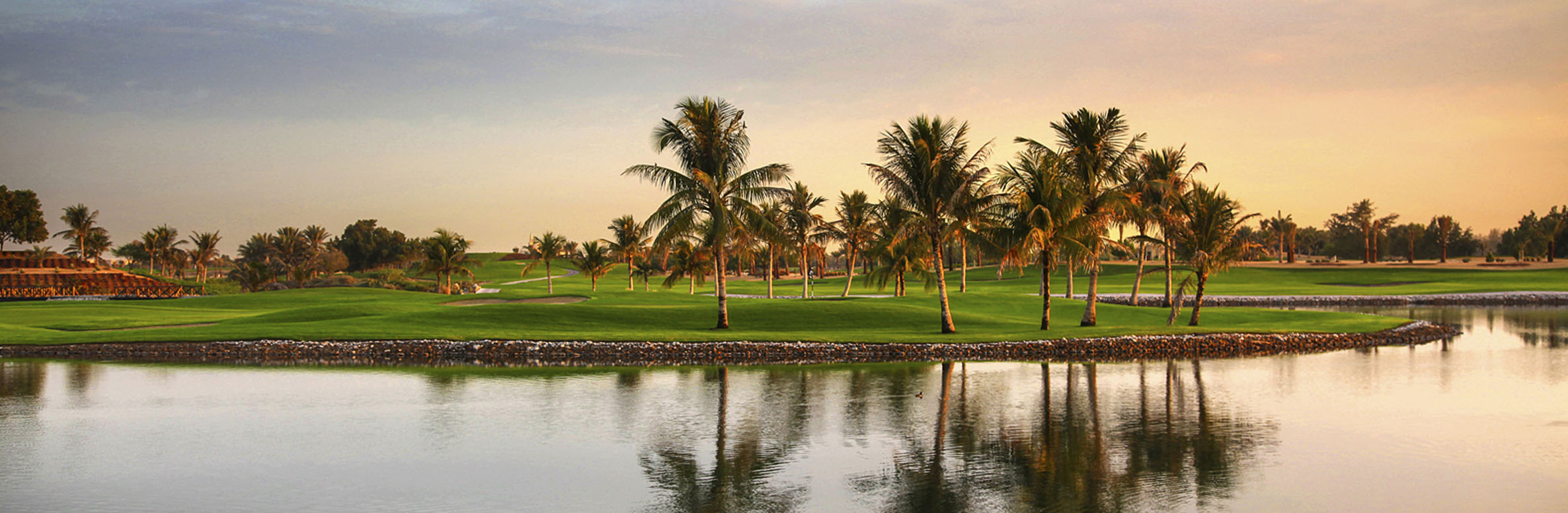 Golf Course Image - Abu Dhabi Golf Club No. 6