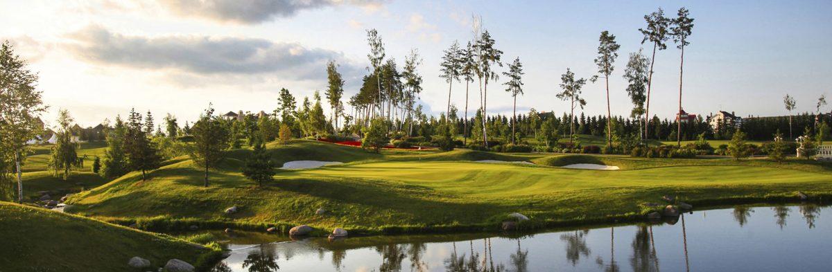 Agalarov Golf & Country Club No. 15