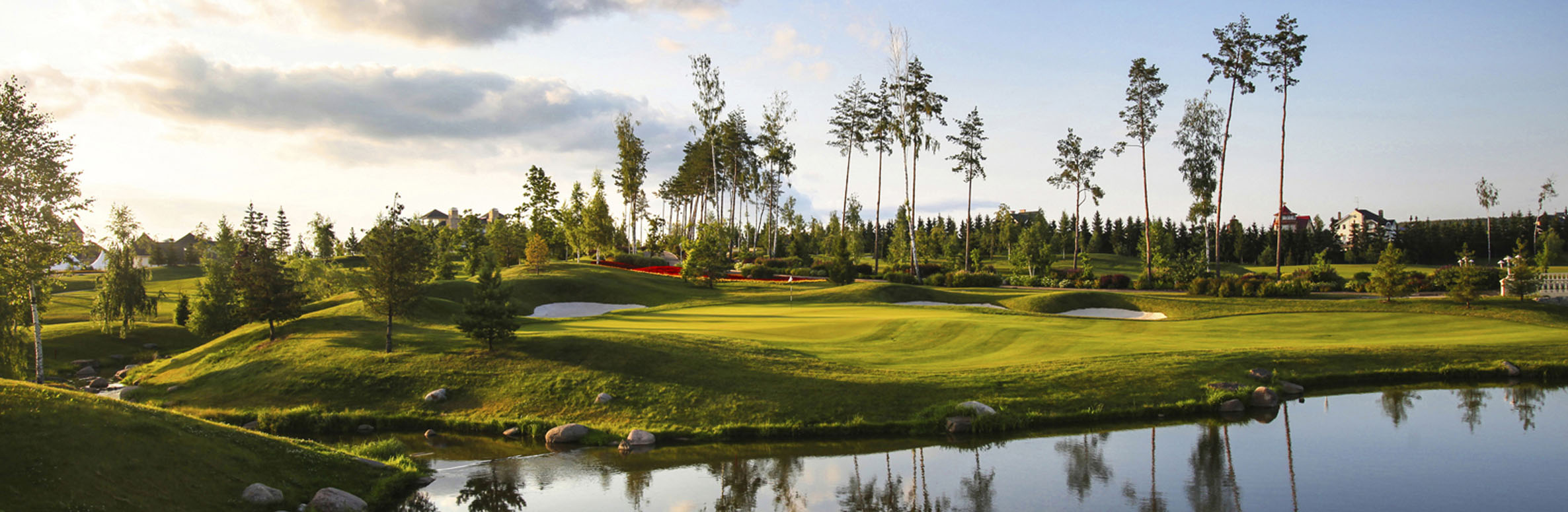 Golf Course Image - Agalarov Golf & Country Club No. 15