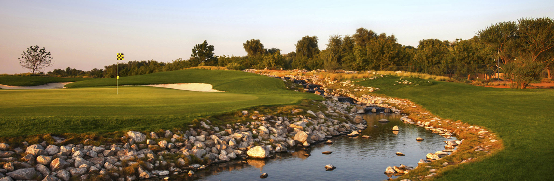 Golf Course Image - Al Ain Golf Club No. 12