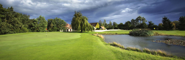 Golf Course Image - Alsace Golf Links No. 18