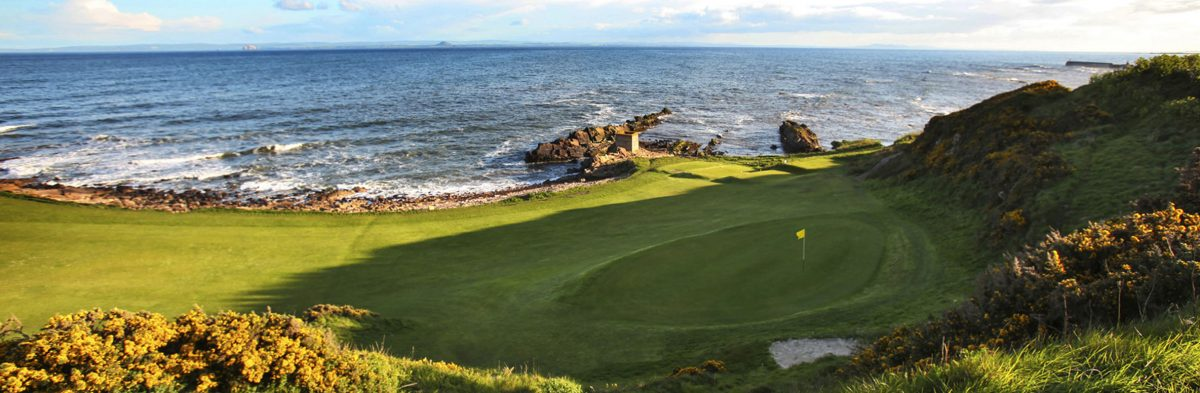 Anstruther Golf Club No. 15