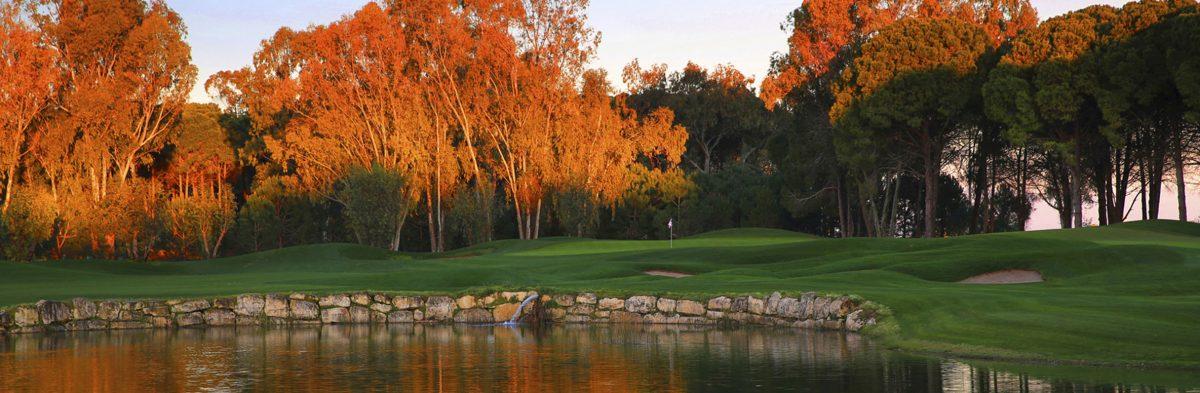Antalya Golf Club Pasha No. 13