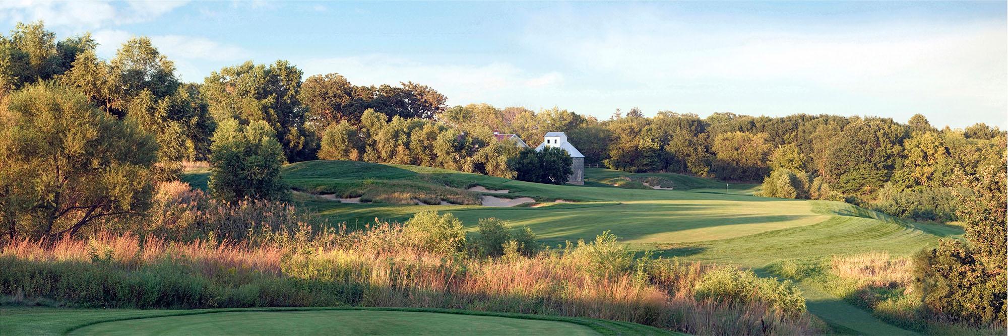 Golf Course Image - Arbor Links No. 18