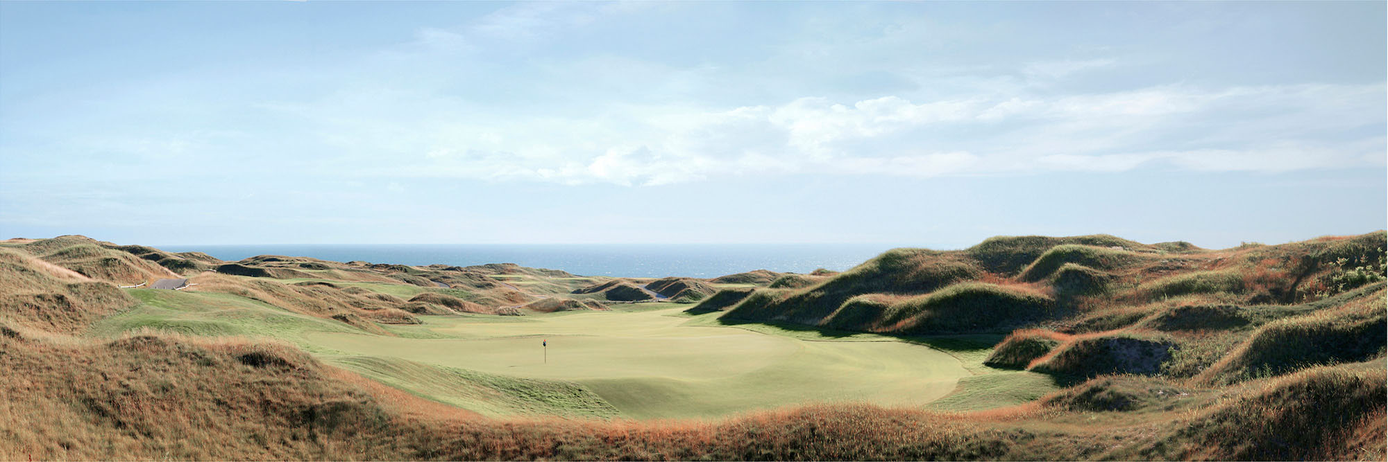 Golf Course Image - Arcadia Bluffs No. 14