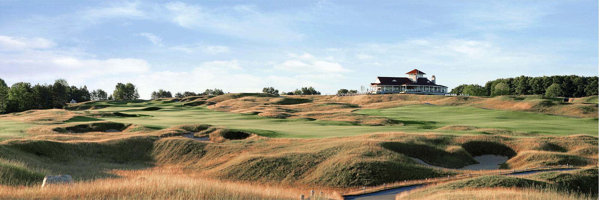 Golf Course Image - Arcadia Bluffs No. 15