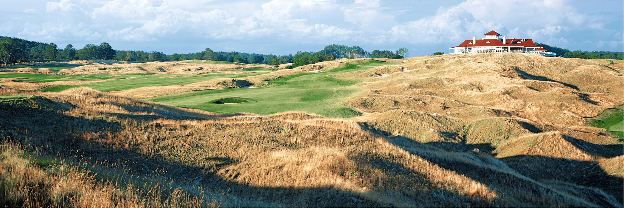 Golf Course Image - Arcadia Bluffs No. 18