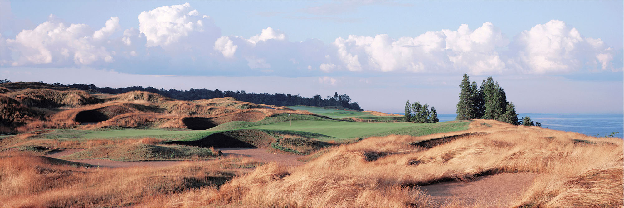 Golf Course Image - Arcadia Bluffs No. 5