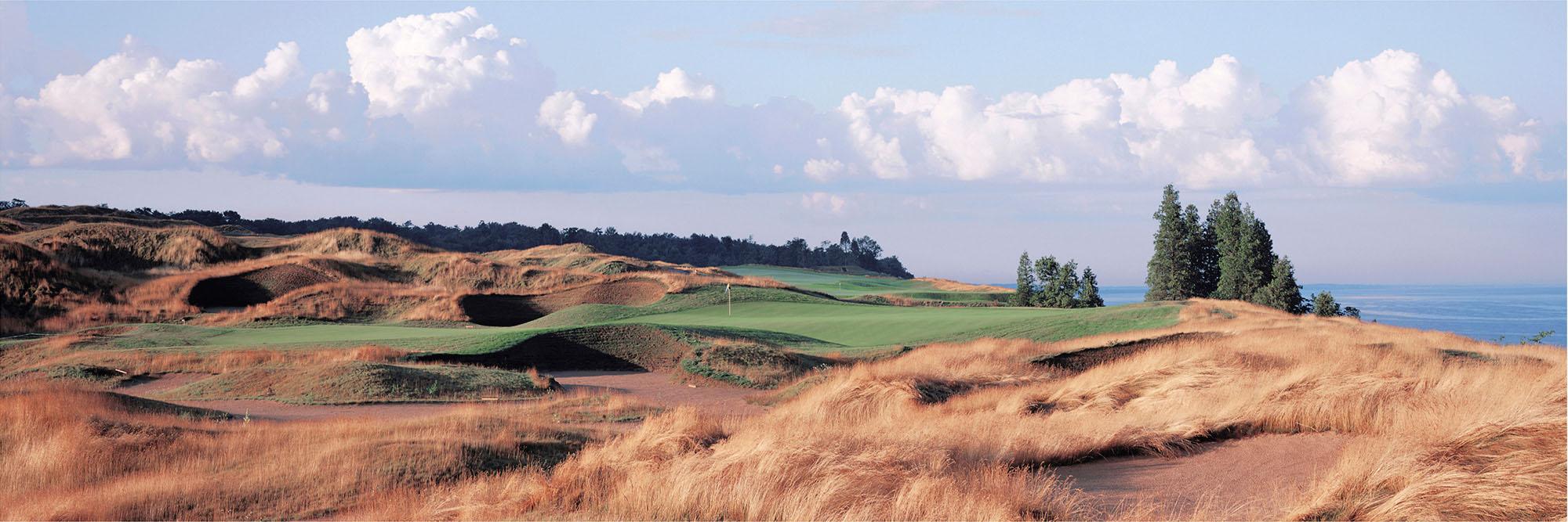 Golf Course Image - Arcadia Bluffs No. 5