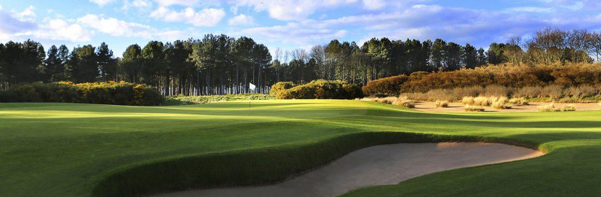 Archerfield Links Fidra Course No. 6