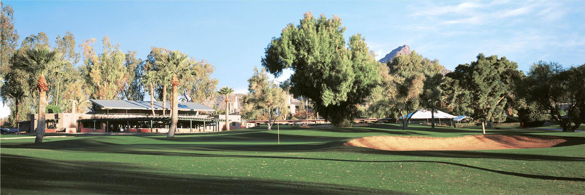 Golf Course Image - Arizona Biltmore No. 4