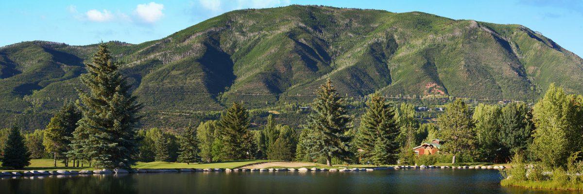 Aspen Golf Course No. 14