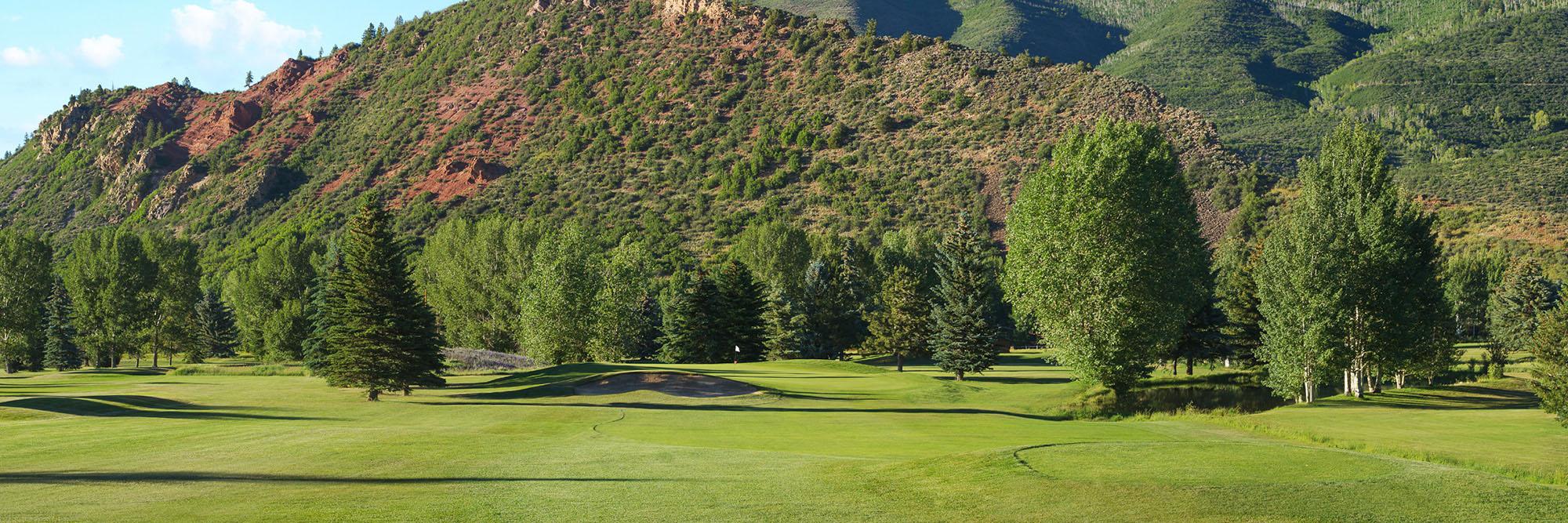 Golf Course Image - Aspen Golf Course No. 17