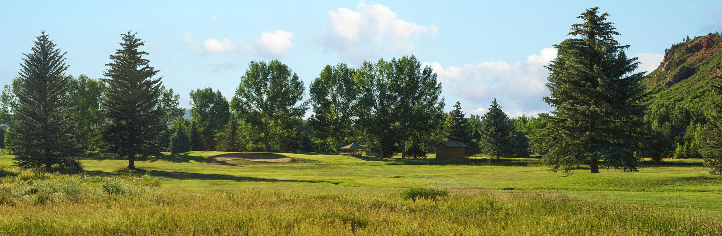 Golf Course Image - Aspen Golf Course No. 3