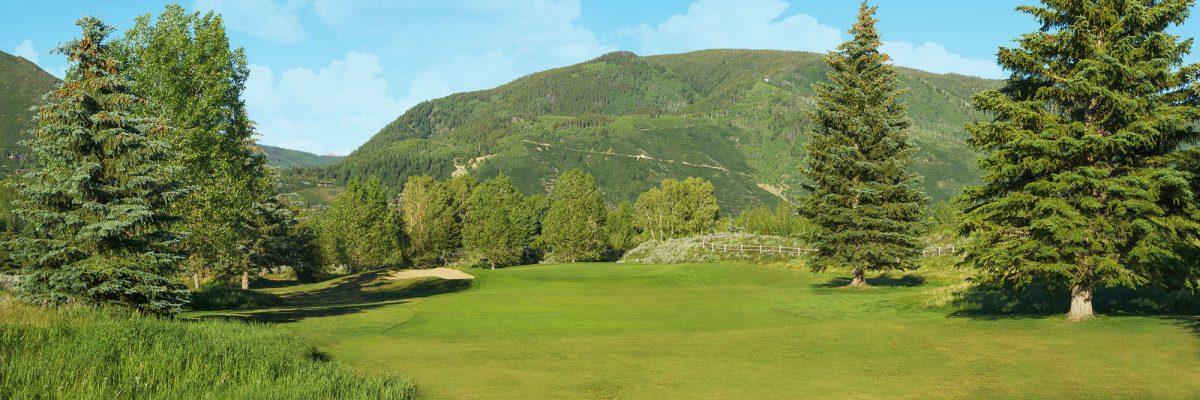 Aspen Golf Course No. 8