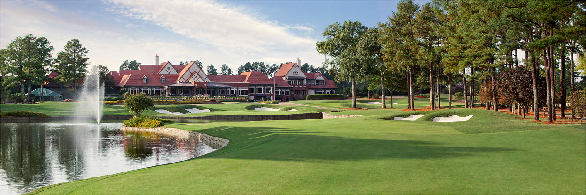 Golf Course Image - Atlanta Athletic Club No. 18