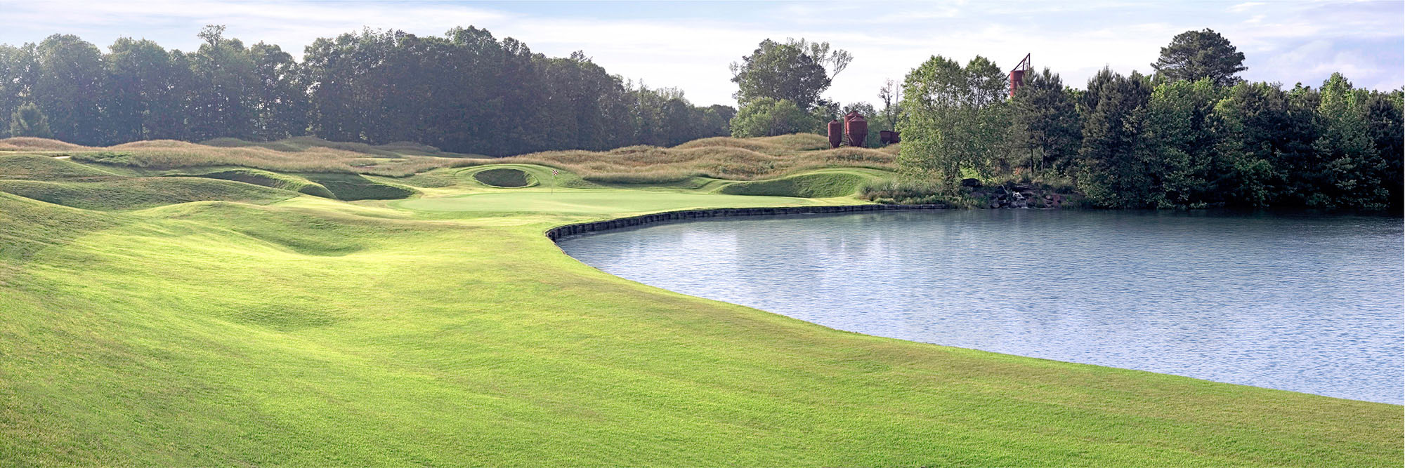 Golf Course Image - Atlanta National Golf Club No. 12