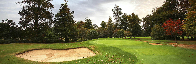 Golf Course Image - Badgemore Park Golf Club No. 15