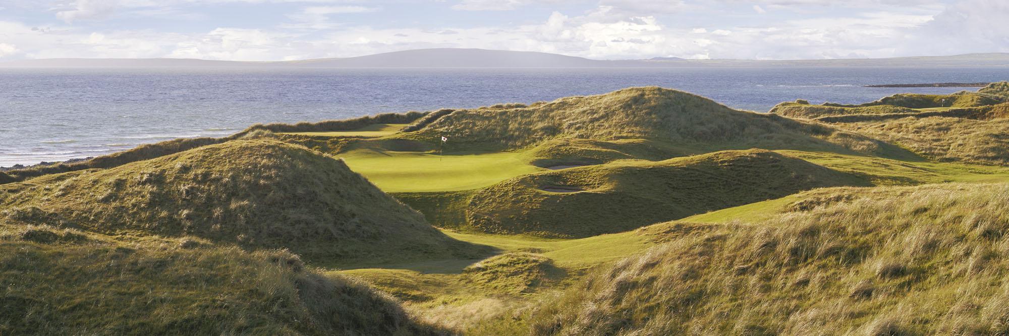 Golf Course Image - Ballybunion No. 15