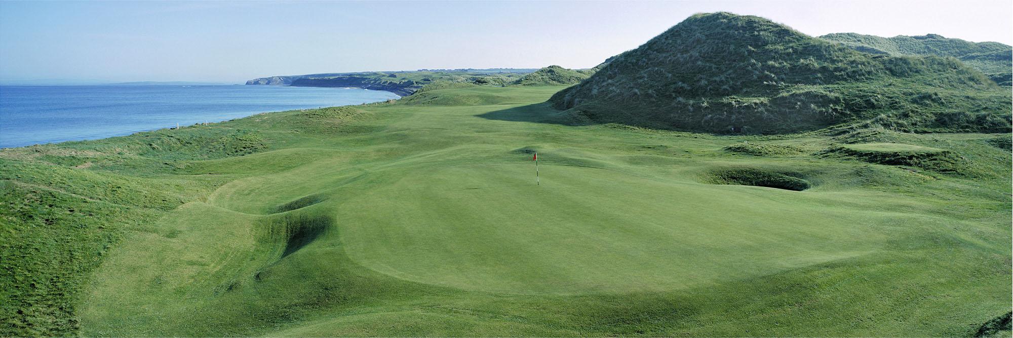 Golf Course Image - Ballybunion No. 17