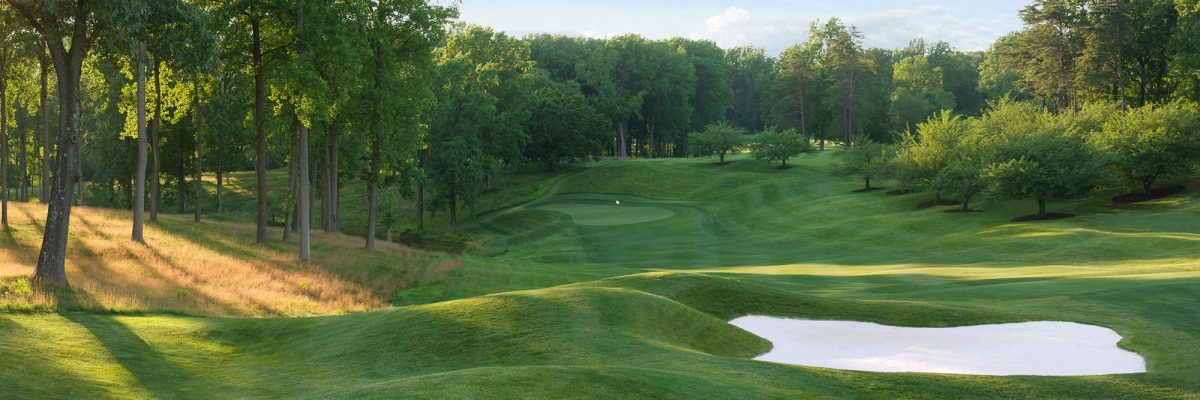 Baltimore Country Club West No. 10