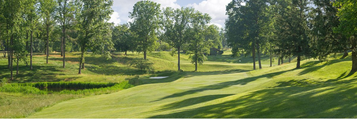 Baltimore Country Club West No. 13