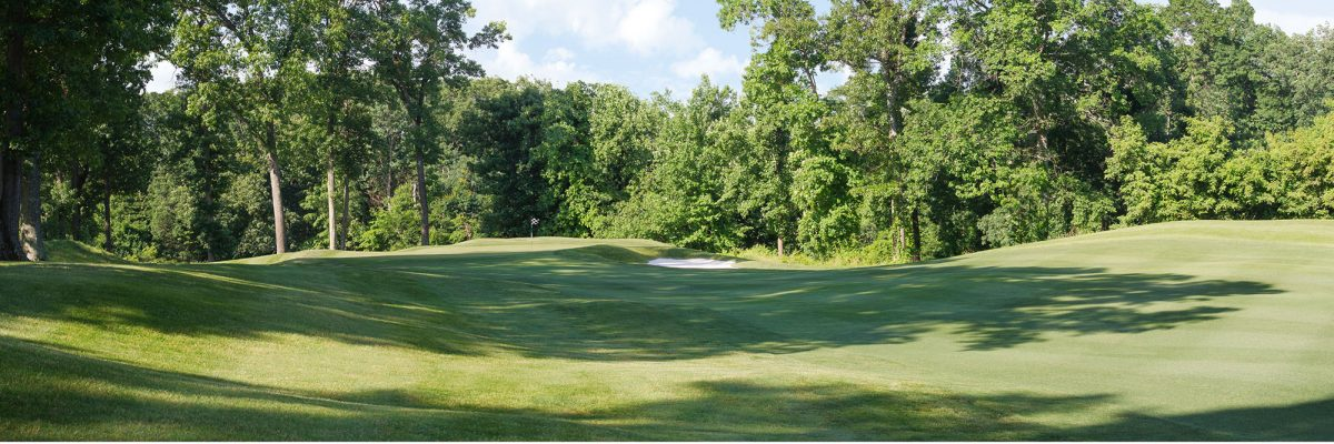 Baltimore Country Club West No. 14