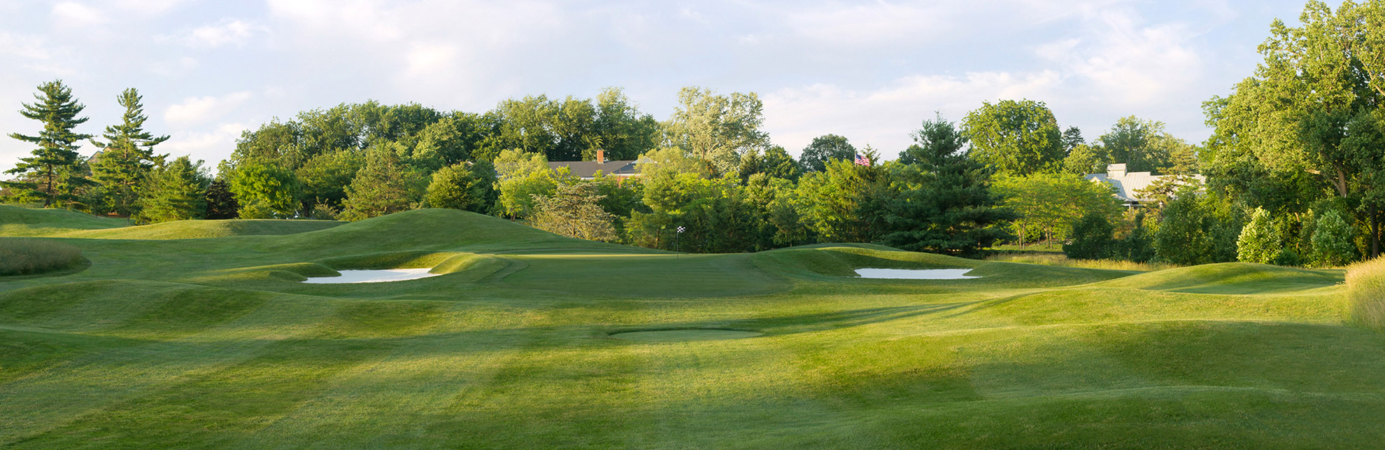 Baltimore Country Club West No. 16