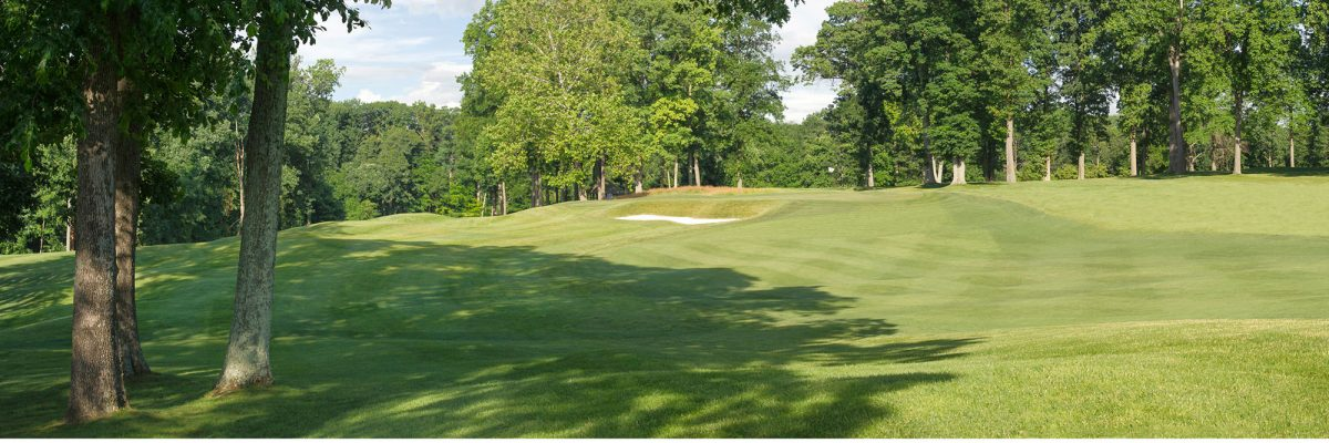 Baltimore Country Club West No. 17