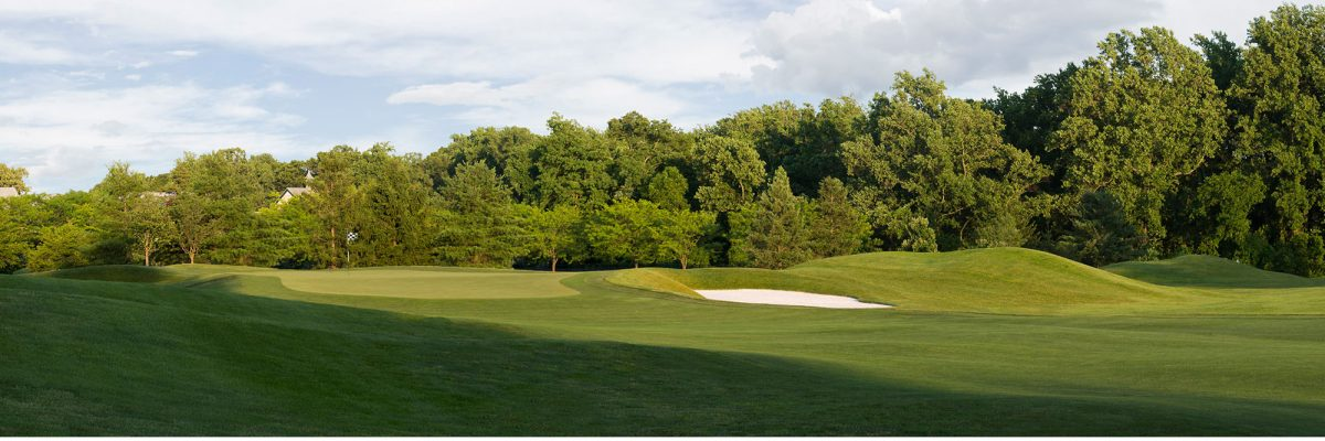 Baltimore Country Club West No. 18
