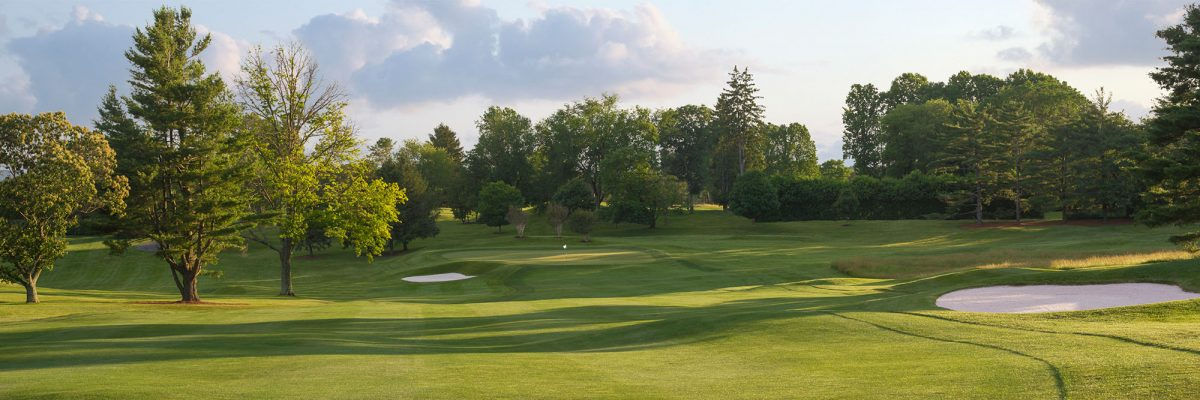 Baltimore Country Club West No. 6