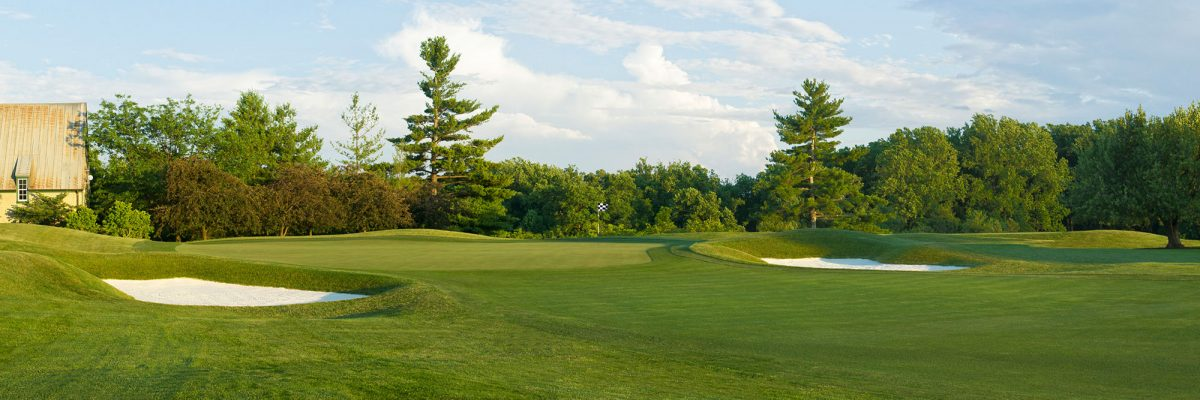 Baltimore Country Club West No. 9