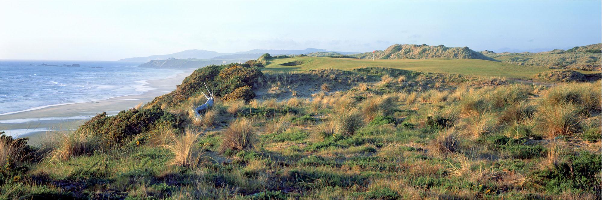 Golf Course Image - Bandon Dunes No. 6