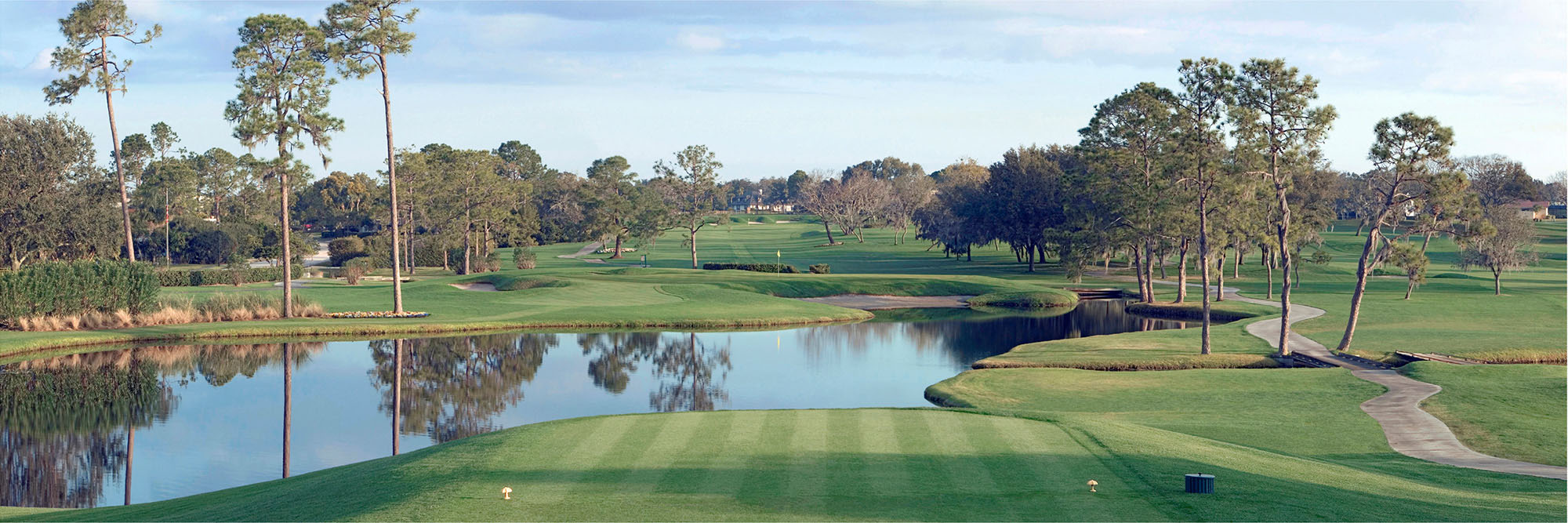 Golf Course Image - Bay Hill No. 17