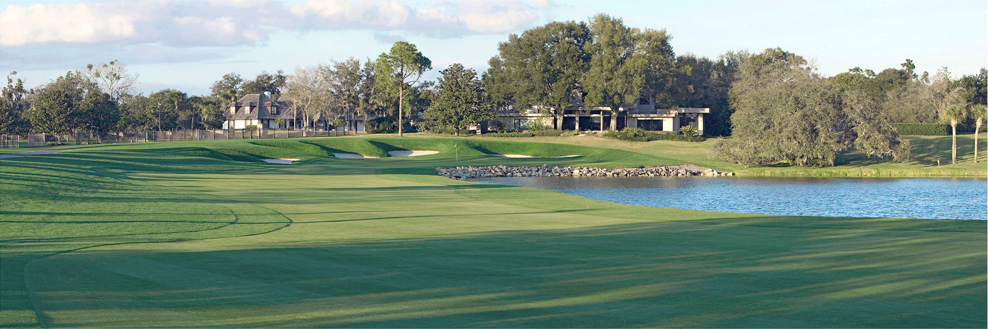 Golf Course Image - Bay Hill No. 18