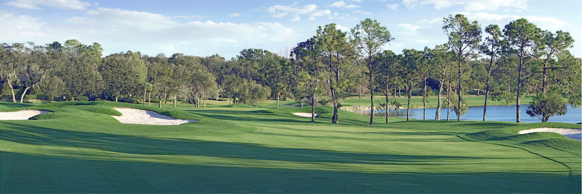 Golf Course Image - Bay Hill No. 5