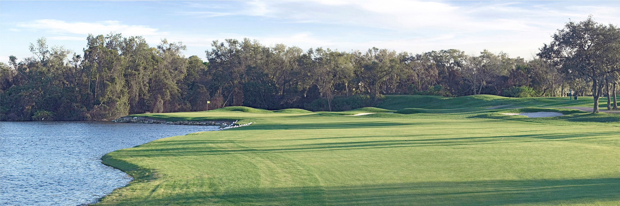 Golf Course Image - Bay Hill No. 6