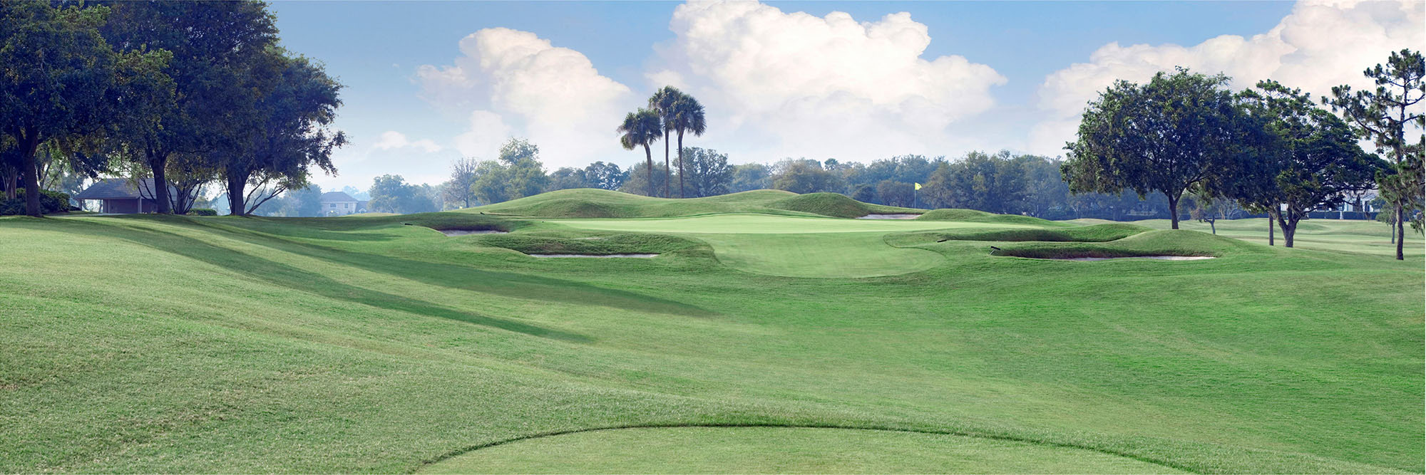 Golf Course Image - Bay Hill No. 7